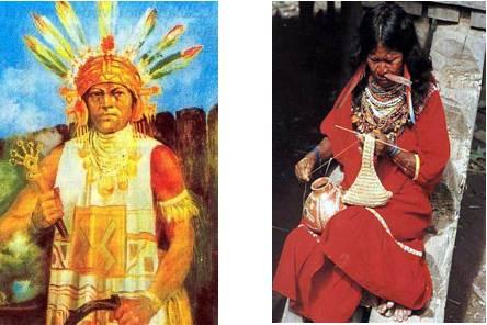 Cultura Los Chibchas la Cultura de Los Chibchas es