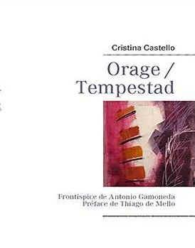 Oragetempestad Poemario De Cristina Castello
