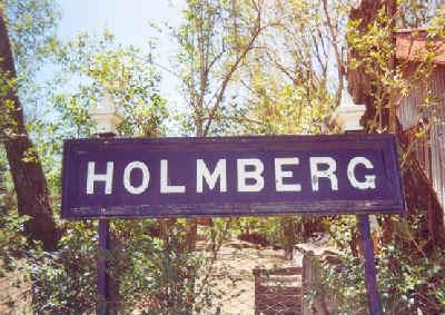 Resultado de imagen para localidad de holmberg