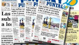 Diario de la Ciudad de Río Cuarto Puntal Digital por Eduardo M Tyrrell