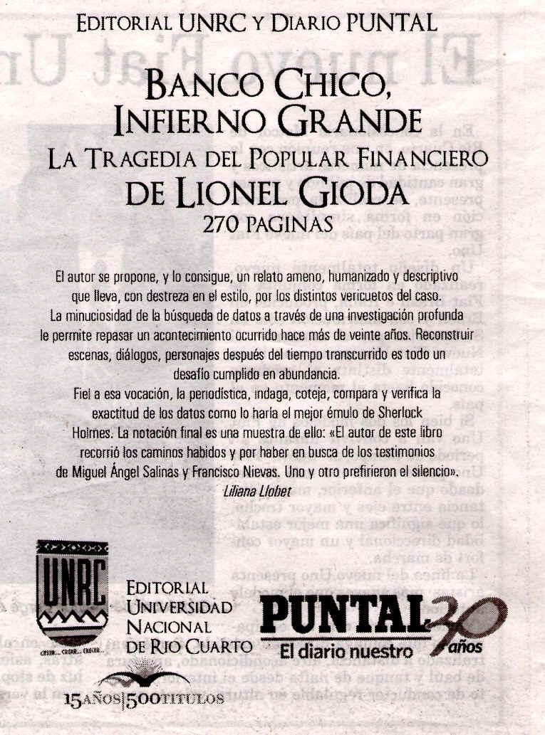 Gioda Lionel por Eduardo M. Tyrrell