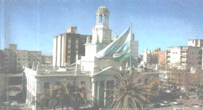 La Bandera de la Ciudad de Río Cuarto Río Cuarto