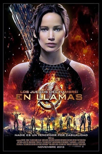Los Juegos Del Hambre En Llamas Titulo Original The Hunger Games