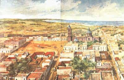 en el año 1800 la ciudad de san felipe de montevideo iba creciendo ...