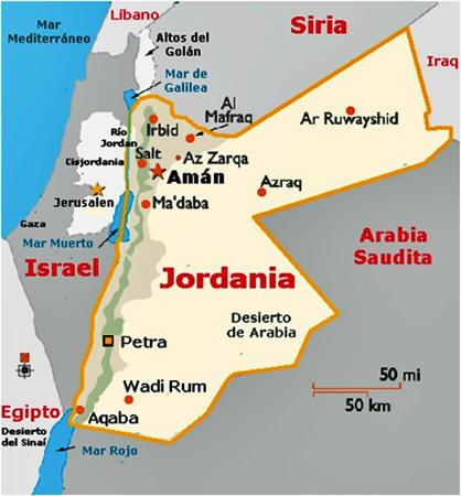 El Mar Muerto se seca y nadie sabe donde esta la solución ideal Ana ...