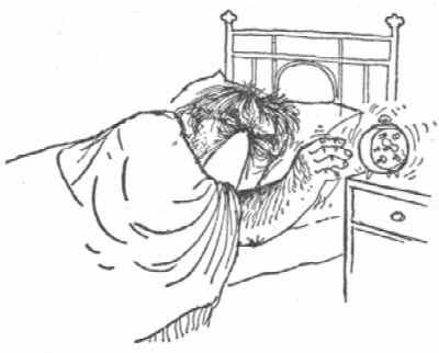 Se me han pegado las sábanas
